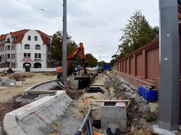 Raiffeisenstraße (Aufnahme September 2018)