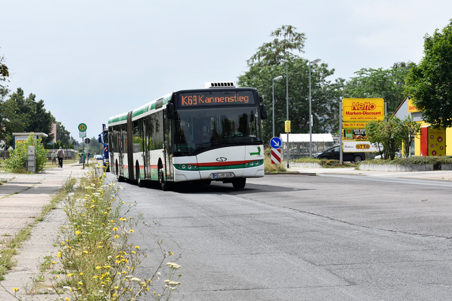 Haltestelle Hermann-Bruse-Platz